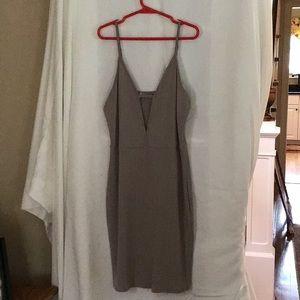 Dresses & Skirts - Mauve tight dress